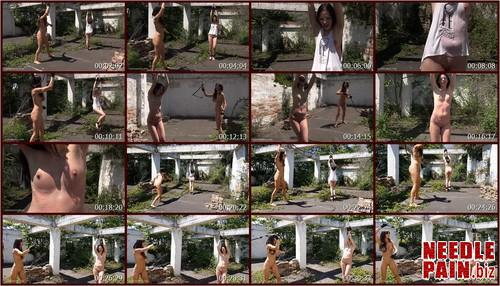 0378 QS Bullwhipping   Jeby.t m - Bullwhipping - Jeby - whipping, Queensnake, Tanita, welts, bruises