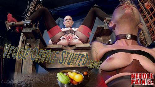 5d2354a168578 Veggie Orifice Stuffed slave   Abigail Dupree   SensualPain 2018 11 28 m - Veggie Orifice Stuffed slave - Abigail Dupree - SensualPain