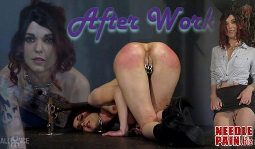 After Work   Abigail Dupree   SensualPain 2019 01 02 m - After Work - Abigail Dupree - SensualPain 2019-01-02
