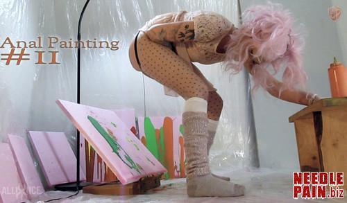 Anal Painting 2   Abigail Dupree   SensualPain 2019 03 06 m - Anal Painting 2 - Abigail Dupree - SensualPain 2019-03-06