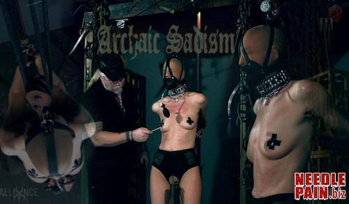 Archaic Sadism   Abigail Dupree   SensualPain 2019 02 06 m - Archaic Sadism - Abigail Dupree - SensualPain 2019-02-06