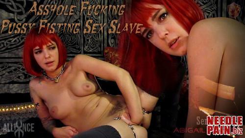 Asshole Fucking Pussy Fisting Sex Slave   Abigail Dupree   SensualPain 2018 12 12 m - Asshole Fucking Pussy Fisting Sex Slave - Abigail Dupree