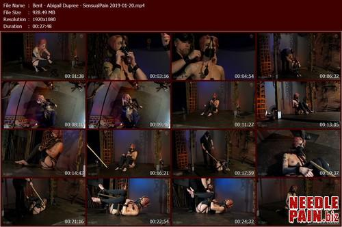 Bent   Abigail Dupree   SensualPain 2019 01 20.t m - Bent - Abigail Dupree - SensualPain 2019-01-20
