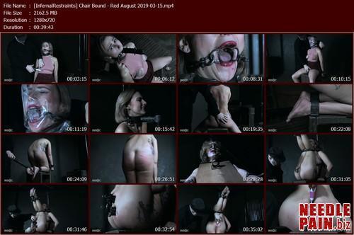 Chair Bound   Red August   InfernalRestraints 2019 03 15.t m - Chair Bound - Red August - InfernalRestraints 2019-03-15