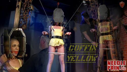 Coffin Yellow   Abigail Dupree   SensualPain 2018 11 04 m - Coffin Yellow - Abigail Dupree - SensualPain 2018-11-04