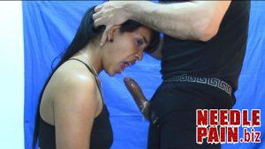 Deep Throat Fucking Moaning Oral Creampie Pocahontas 041D