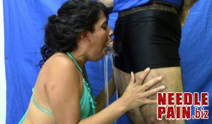 Deep Throat Initiation Melissa 051D – Deepthroat HD Last