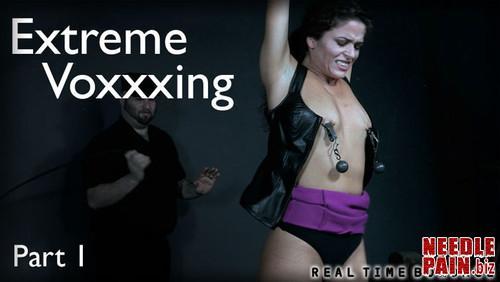 Extreme Voxxxing Part 1   Victoria Voxxx   2019.02.09 RealTimeBondage m - Extreme Voxxxing Part 1 - Victoria Voxxx - 2019.02.09 RTB