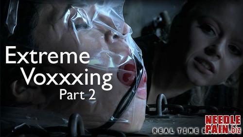 Extreme Voxxxing Part 2   Victoria Voxxx   2019.02.16 RealTimeBondage m - Extreme Voxxxing Part 2 - Victoria Voxxx - 2019.02.16 RTB