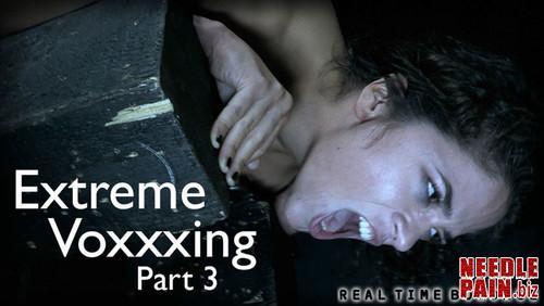 Extreme Voxxxing Part 3   Victoria Voxxx   2019.02.02 RealTimeBondage m - Extreme Voxxxing Part 3 - Victoria Voxxx - 2019.02.02 RTB