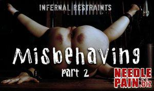 Misbehaving Part 2 – Brie Haven – InfernalRestraints 2019-03-08
