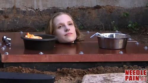 Rachel Box Prison m - Rachel Box Prison - Rachel Greyhound - Bondagelife