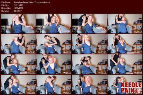 Strangling Pervy Pixie   Zhpervypixie.t m - Strangling Pervy Pixie - Zhpervypixie