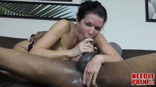 Veronica Avluv   Ass Cleaning MILF Teaches A Lesson To Illicit Porn Producer m - Ass Cleaning MILF Teaches A Lesson To Illicit Porn Producer!