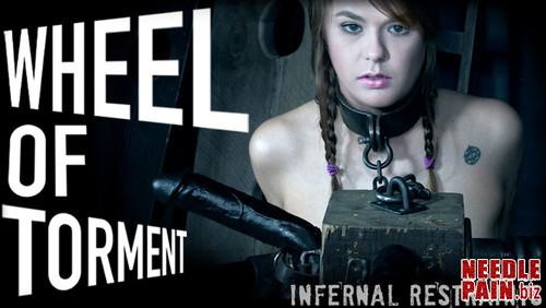 Wheel of Torment   Sailor Luna   Dec 28  2018 Infernalrestraints m - Wheel of Torment - Sailor Luna - Dec 28, 2018 Infernalrestraints