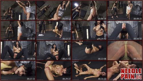 0475 QS Dressed Cunt   Tanita.t m - Dressed Cunt - Tanita - flogging, Queensnake, cunt busting, 4K UHD