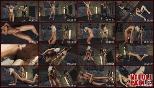0489 QS Workout   Holly.t m - Workout - Holly - Queensnake, whipping, lezdom, 4K UHD