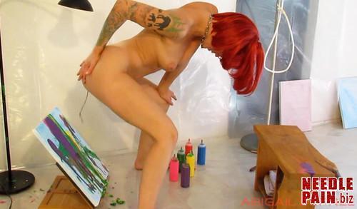 AbigailDupree   Anal Poop Painting By Abigail Dupree m - Anal Poop Painting By Abigail Dupree - AbigailDupree