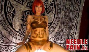 Scat Slut Smears Her Meat Poop All Over Her Tits – AbigailDupree
