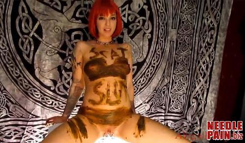 AbigailDupree   Scat Slut Smears Her Meat Poop All Over Her Tits m - Scat Slut Smears Her Meat Poop All Over Her Tits - AbigailDupree
