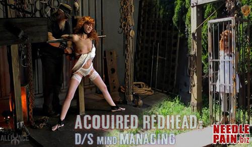 Acquired Redhead DS Mind Managing   Abigail Dupree   SensualPain 2019 05 12 m - Acquired Redhead: DS Mind Managing - Abigail Dupree
