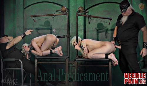 Anal Predicament   Abigail Dupree   SensualPain 2019 06 26 m - Anal Predicament - Abigail Dupree - SensualPain 2019-06-26