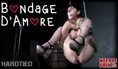Bondage DAmore   Ava DAmore   HardTied 2019 05 08 m - Bondage D'Amore - Ava D'Amore - HardTied 2019-05-08, BDSM