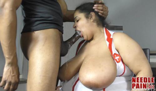 Christina Negron   Big Breasts Under Arrest Unless Nurse Does Her Best m - Big Breasts Under Arrest Unless Nurse Does Her Best...