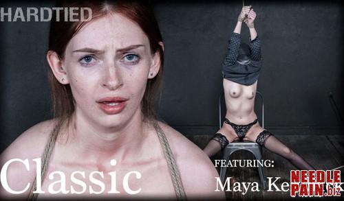 Classic   Maya Kendrick   HardTied 2019 06 05 m - Classic - Maya Kendrick - HardTied 2019-06-05, BDSM