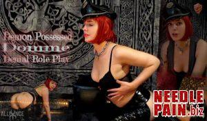 Demon Possessed Domme Denial Role Play – Abigail Dupree