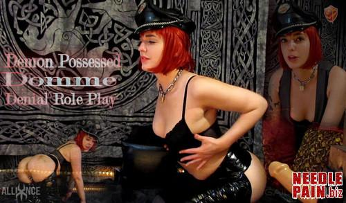 Demon Possessed Domme Denial Role Play   Abigail Dupree   SensualPain 2019 06 09 m - Demon Possessed Domme Denial Role Play - Abigail Dupree