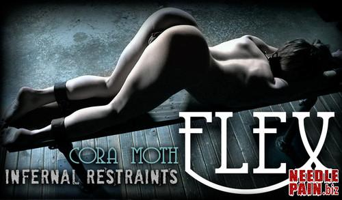 Flex   Cora Moth   InfernalRestraints 2019 04 26 m - Flex - Cora Moth - InfernalRestraints 2019-04-26