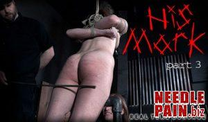 His Mark Part 3 – Brooke Johnson – RealTimeBondage 2019-05-25