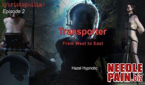 Hybristophilia: Transporter episode 2 – Hazel Hypnotic – Renderfiend
