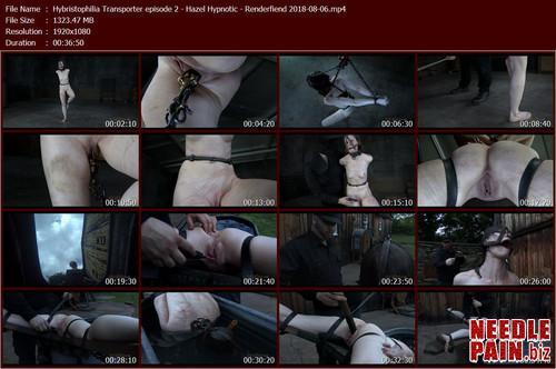 Hybristophilia Transporter episode 2   Hazel Hypnotic   Renderfiend 2018 08 06.t m - Hybristophilia: Transporter episode 2 - Hazel Hypnotic - Renderfiend