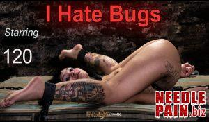 I Hate Bugs – 120 – Renderfiend 2019-02-28, insex, bdsm, torture