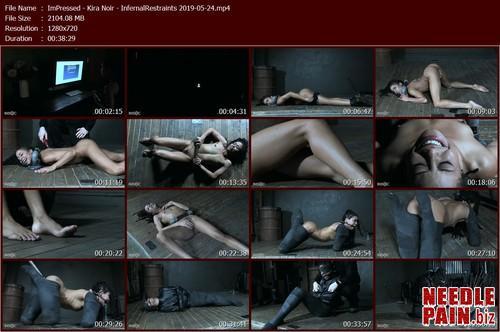 ImPressed   Kira Noir   InfernalRestraints 2019 05 24.t m - ImPressed - Kira Noir - InfernalRestraints 2019-05-24