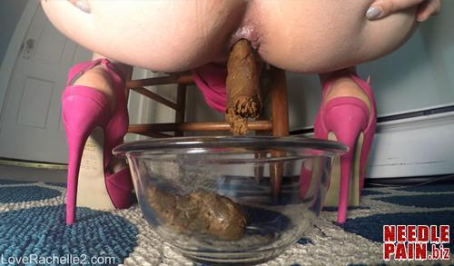 LoveRachelle2   Your Meal Is Ready m - Your Meal Is Ready - pooping girls, LoveRachelle2, scat girls, scatshop