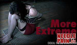 More Extreme Part 1 – Alex More – RealTimeBondage 2019-04-06