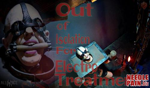 Out of Isolation For electro Treatment   Abigail Dupree   SensualPain 2019 07 03 m - Out of Isolation For electro Treatment - Abigail Dupree