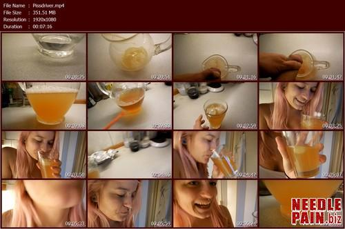 Pissdriver.t m - Pissdriver - PervyPixie - Zhpervypixie, piss drinking, pee