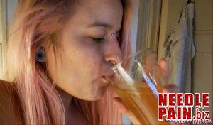 Pissdriver – PervyPixie – Zhpervypixie, piss drinking, pee