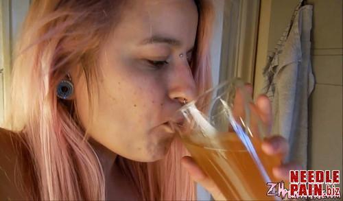 Pissdriver m - Pissdriver - PervyPixie - Zhpervypixie, piss drinking, pee