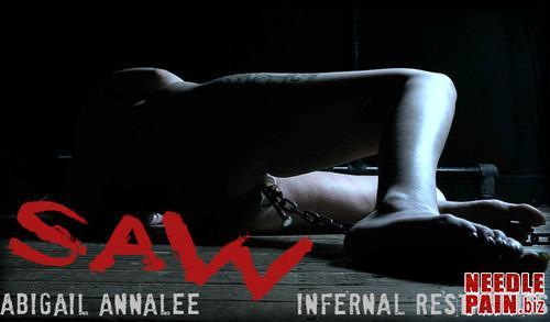 SAW   Abigail Annalee   InfernalRestraints 2019 06 14 m - SAW - Abigail Annalee - InfernalRestraints 2019-06-14