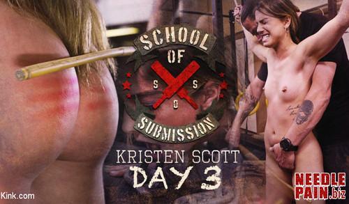 School Of Submission   Kristen Scott Day 3   KinkFeatures 24.06.2019 m - School Of Submission: Kristen Scott Day 3 - KinkFeatures