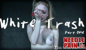 White Trash Part 1 – Alice – RealTimeBondage 2019-03-09