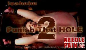 BrutalMaster – Leahnim – Punish That Hole 2, eleсtro torture