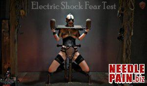 Electric Shock Fear Test – Abigail Dupree – SensualPain 2019-07-07