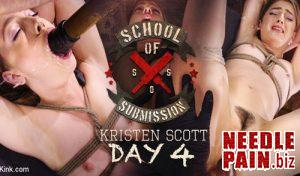 School Of Submission: Kristen Scott Day 4 – KinkFeatures