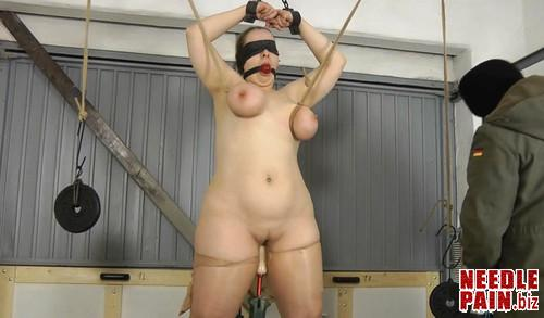 Amateure Xtreme   Plump breasts m - Plump Breasts - Iris - Amateure-Xtreme, bdsm, breast bondage